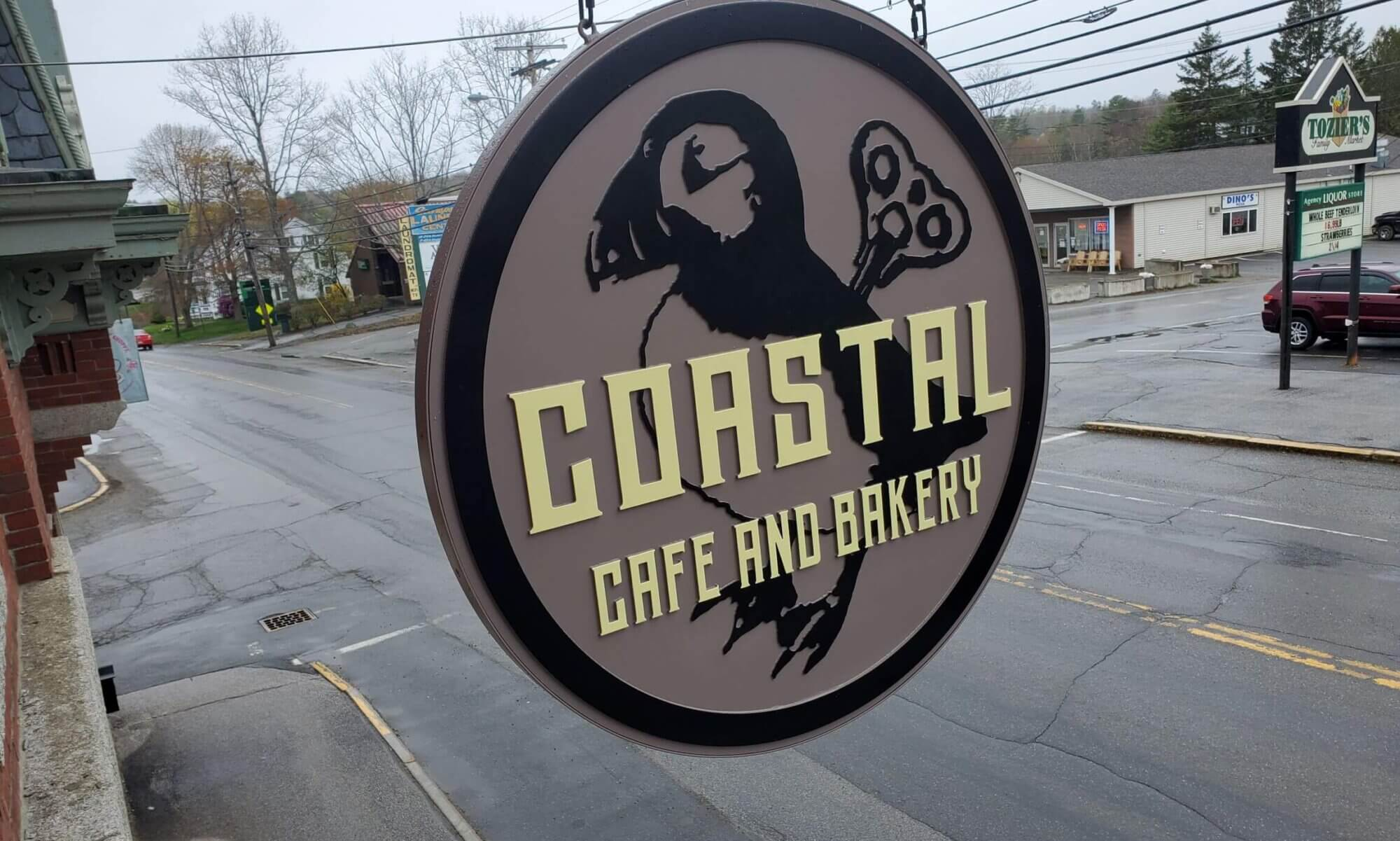 Coastal Cafe and Bakery